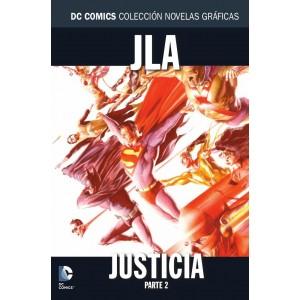 Colección novelas gráficas nº 49: JLA: Justicia nº 02