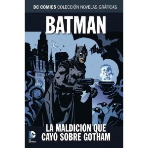 Colección novelas gráficas nº 50: La maldición que cayó sobre Gotham