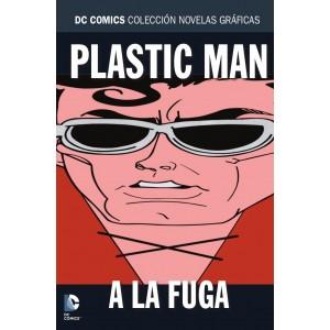 Colección novelas gráficas nº 51: Plastic Man: A la fuga