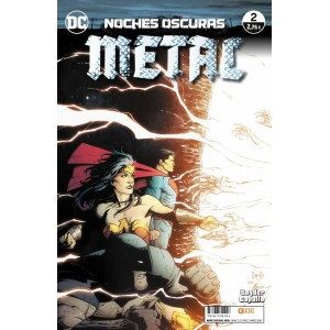 Noches oscuras: Metal nº 02