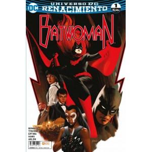 Batwoman nº 01 (Renacimiento)