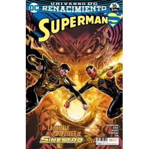 Superman nº 71/ 16 (Renacimiento)