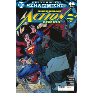 Superman: Action Comics nº 07