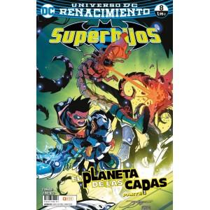 Superhijos nº 08 (Renacimiento)