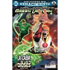 Green Lantern nº 71/ 16 (Renacimiento)
