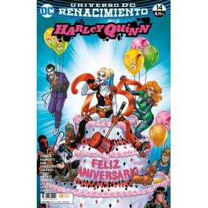 Harley Quinn nº 22/ 14 (Renacimiento)