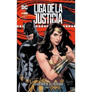 Liga de la Justicia: Coleccionable semanal nº 07