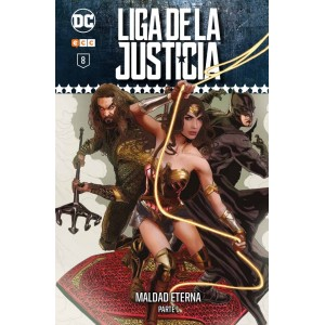 Liga de la Justicia: Coleccionable semanal nº 08