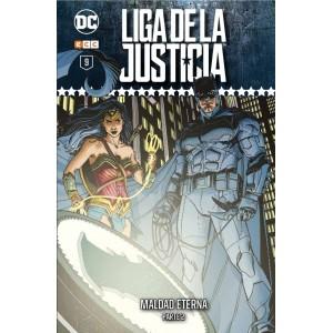 Liga de la Justicia: Coleccionable semanal nº 09
