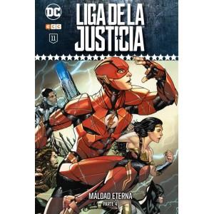 Liga de la Justicia: Coleccionable semanal nº 11