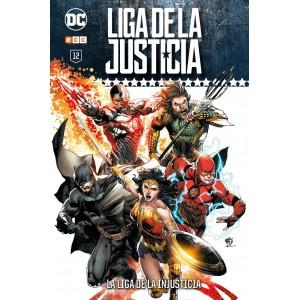 Liga de la Justicia: Coleccionable semanal nº 12
