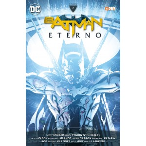 Batman Eterno Integral nº 02
