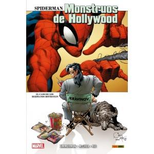 100% Marvel HC. Spiderman: Monstruos de Hollywood
