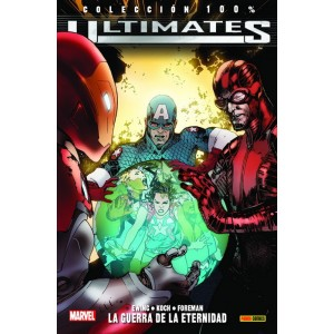 100% Marvel. Ultimates nº 04