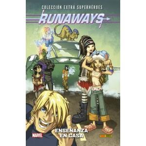 Colección extra superhéroes nº 75. Runaways nº 04