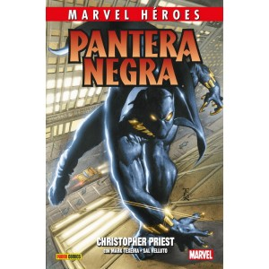 Marvel Héroes nº 85. Pantera Negra de Christopher Priest nº 01
