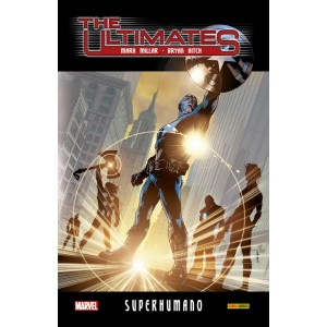 Marvel Integral. The Ultimates nº 01