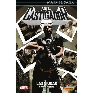 Marvel Saga nº 50: El Castigador nº 10