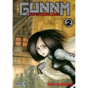 GUNNM: Battle Angel Alita nº 02