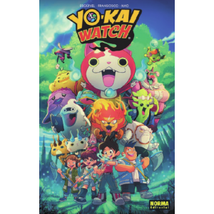 Yo-Kai Watch (Color)