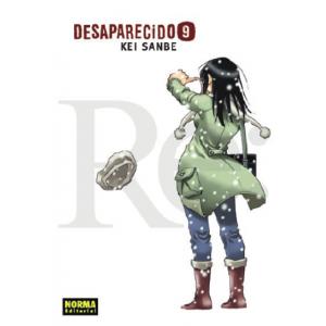 Desaparecido nº 09