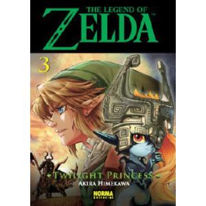 The Legend of Zelda: Twilight Princess nº 03