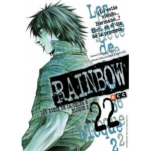 Rainbow, los siete de la celda 6 Bloque 2 nº 22