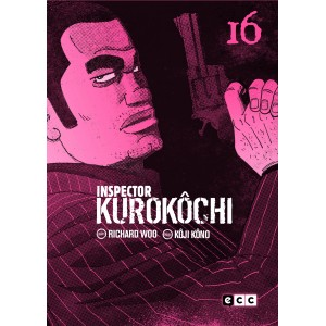 Inspector Kurokôchi nº 16