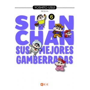 Shin-chan: Sus mejores gamberradas nº 06
