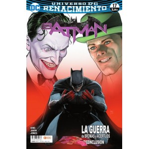 Batman nº 72/17 (Renacimiento)