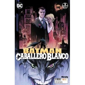 Batman: Caballero blanco nº 01
