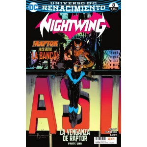 Nightwing nº 15/ 8 (Renacimiento)