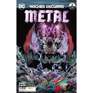 Noches oscuras: Metal nº 03