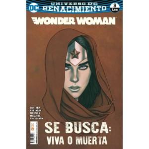 Wonder Woman nº 22/ 8 (Renacimiento)