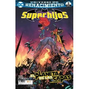Superhijos nº 09 (Renacimiento)