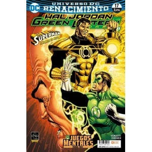 Green Lantern nº 72/ 17 (Renacimiento)