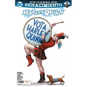 Harley Quinn nº 23/ 15 (Renacimiento)