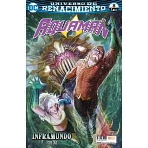 Aquaman nº 22/08 (Renacimiento)