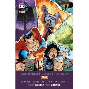 Grandes autores de la Liga de la Justicia: Chuck Austen y Ron Garney - El dolor de los dioses