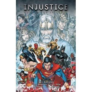 Injustice: Año cuatro nº 01