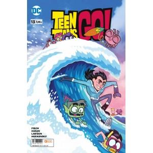 Teen Titans Go! nº 13
