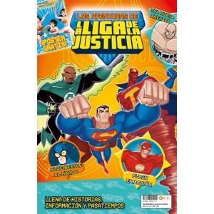 Las aventuras de la Liga de la Justicia nº 06