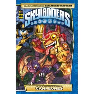 Skylanders: Campeones