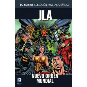 Colección novelas gráficas nº 52: JLA: Nuevo orden mundial