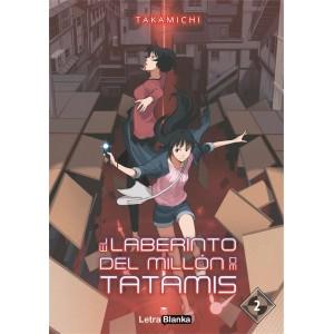 El laberinto del millón de tatamis nº 02