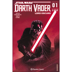 Star Wars Darth Vader: Lord oscuro nº 01