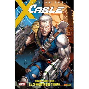 100% Marvel. Cable nº 01