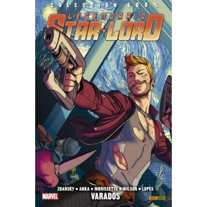 100% Marvel. Legendario Starlord nº 03