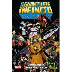 Héroes Marvel - Colección Jim Starlin nº 03
