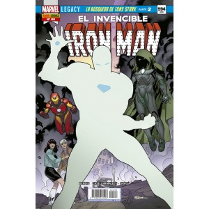 Invencible Iron Man nº 88